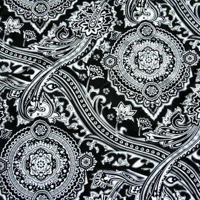 Bandana Nylon Spandex Swimsuit Fabric