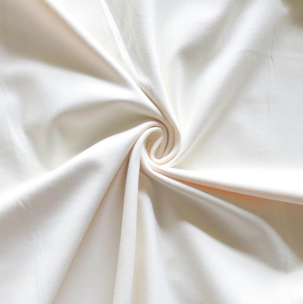 Beyond Cream Supplex Lycra Jersey Knit Fabric