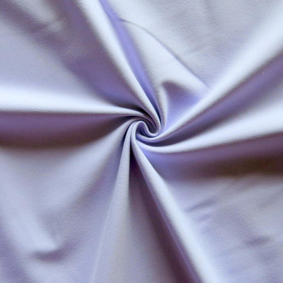 Beyond Frosted Lavender Supplex Lycra Jersey Knit Fabric