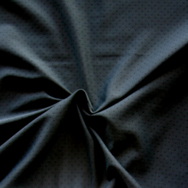 Black Mesh Nylon Lycra Swimsuit Fabric