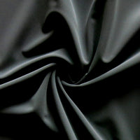 Black Kira Nylon Spandex Swimsuit Fabric