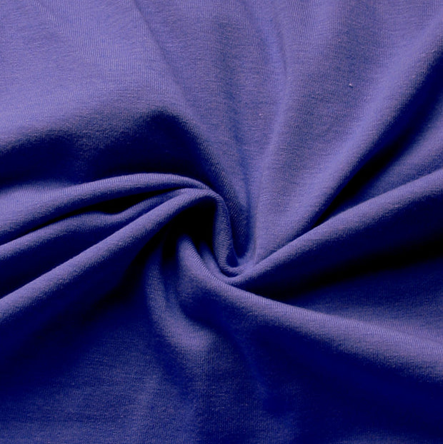 Blue Bell Bamboo Cotton Lycra Jersey Knit Fabric