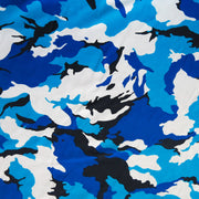 Waterburst Camo Microfiber Boardshort Fabric