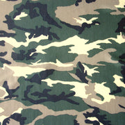 Camoflauge Nylon Lycra Swimsuit Fabric