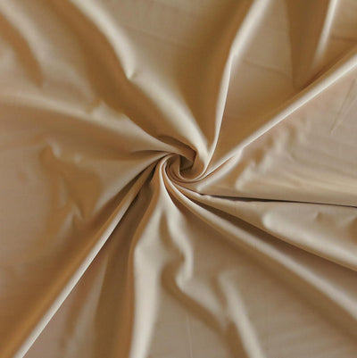 Caramel Kiss Nylon Spandex Swimsuit Fabric