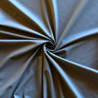 Charcoal Grey Nylon Spandex Swimsuit Fabric