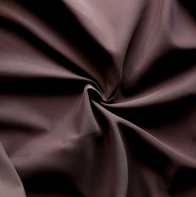Chocolate Bar Brown Microfiber Boardshort Fabric