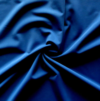 Classic Navy Nylon Spandex Swimsuit Fabric