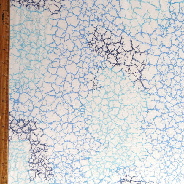 Cracked Ice Nylon Spandex Swimsuit Fabric