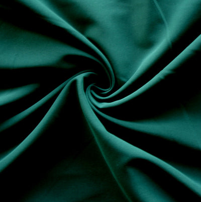 Dark Green Microfiber Boardshort Fabric