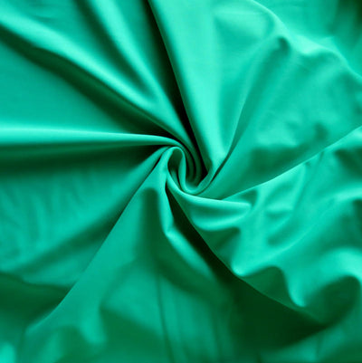 Dark Mint Nylon Spandex Swimsuit Fabric - 17 Yard Bolt