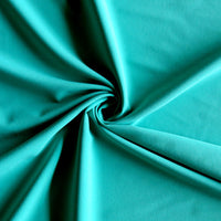 Dark Mint Stretch Woven Fabric