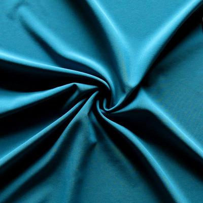 Teal Stretch Woven Fabric