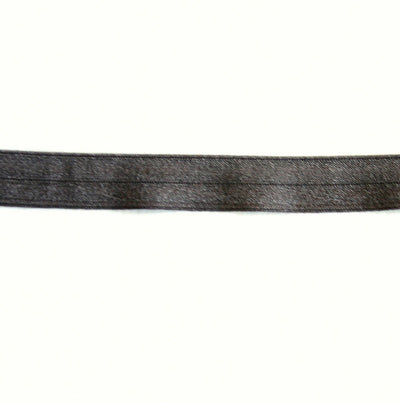 Dusty Plum Fold Over Elastic Trim