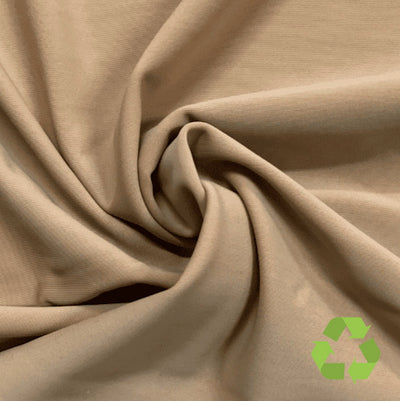 Sand Ecofit 13 Recycled Nylon Spandex Swimsuit Lining Fabric