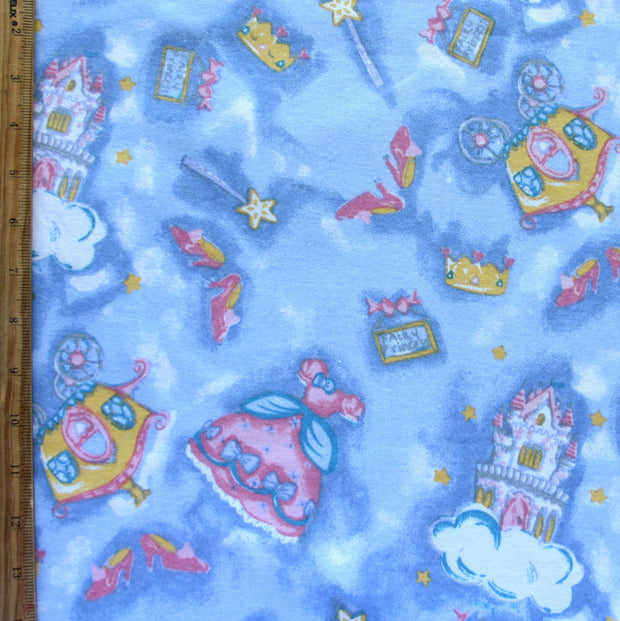 Fairy Tale Cotton Knit Fabric