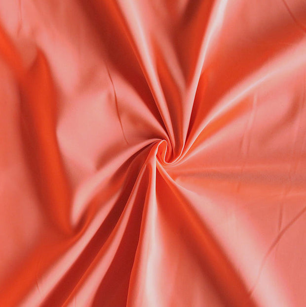 Fluorescent Orange Microfiber Boardshort Fabric