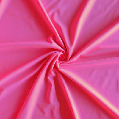 Salmon Nylon Spandex Swimsuit Fabric