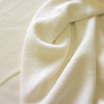 Natural Hemp Organic Cotton Fleece Fabric