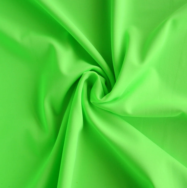 Hot Green Nylon Lycra Swimsuit Fabric