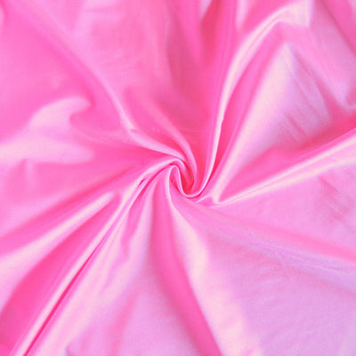Hot Pink Solid Nylon Spandex Tricot Specialty Swimsuit Fabric