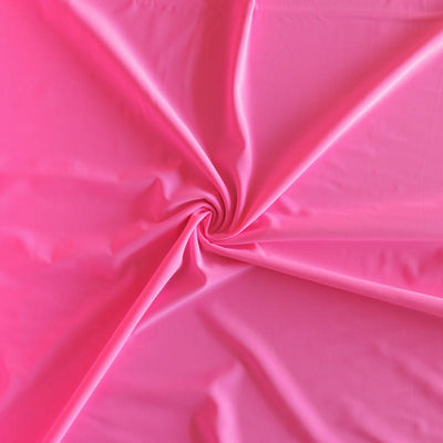 Hot Pink Tropic Nylon Spandex Swimsuit Fabric
