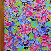 Impressionism Nylon Spandex Swimsuit Fabric