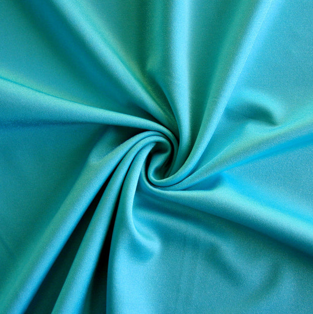 Jade Solid Nylon Spandex Tricot Specialty Swimsuit Fabric