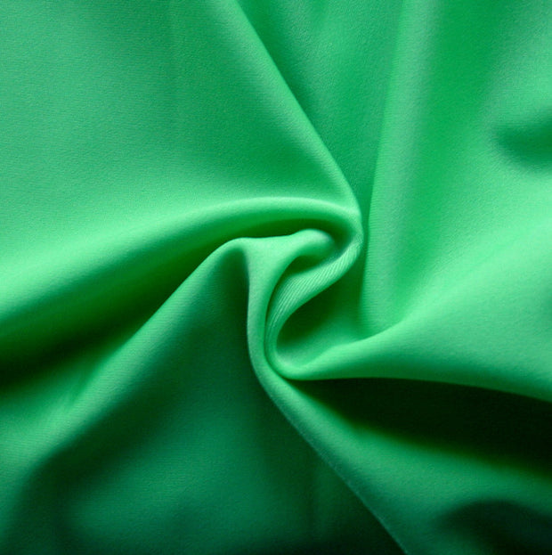 Kelly Green Nylon Lycra Swimsuit Fabric