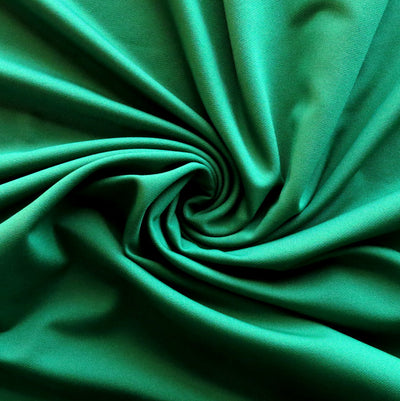 Kelly Green Dri-Fit Stretch Series Lycra French Terry Knit Fabric