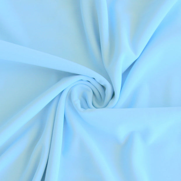 Electric Blue Nylon Lycra Swimsuit Fabric