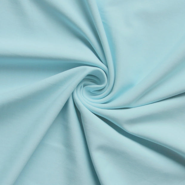 Ice Blue Nylon Lycra Swimsuit Fabric