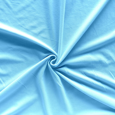 Light Blue Swimsuit Lining Fabric