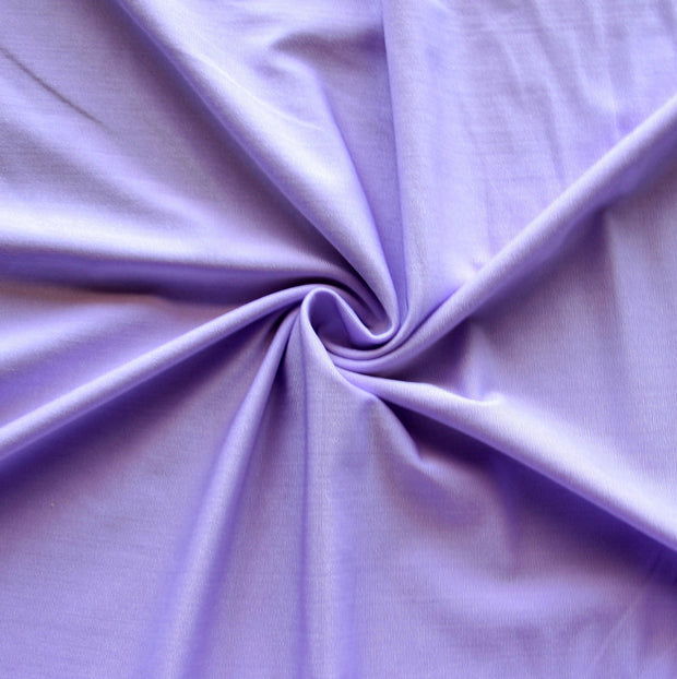 Light Purple Nylon Lycra Swimsuit Fabric