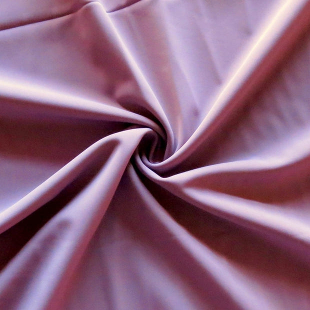 Light Mauve Nylon Spandex Swimsuit Fabric