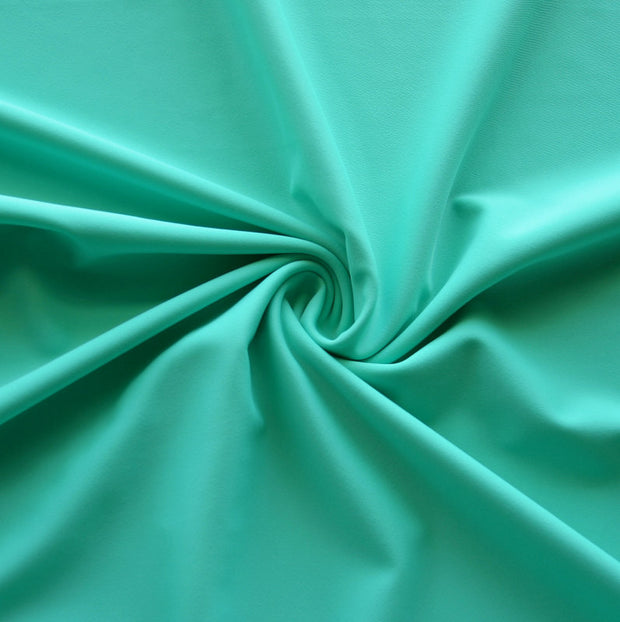 Menthe Green Nylon Lycra Swimsuit Fabric