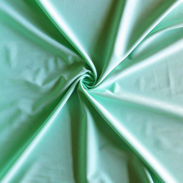 Mint Stretch Woven Fabric