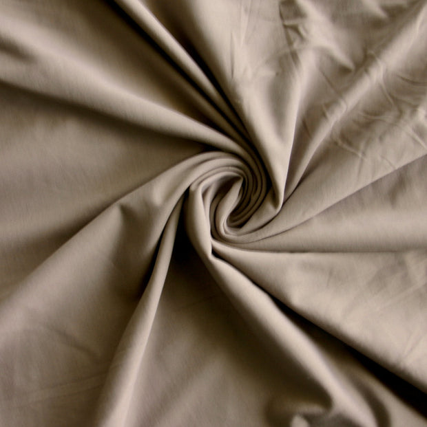 Mocha Brown Nylon Lycra Swimsuit Fabric