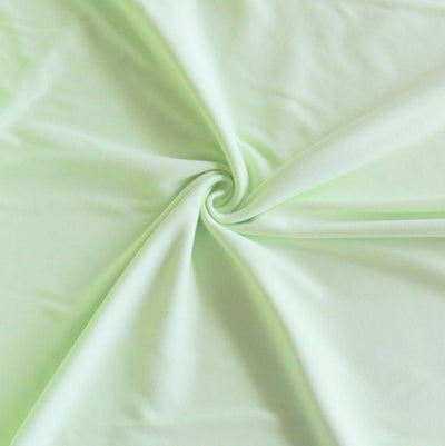 Morning Dew Cotton Interlock Fabric