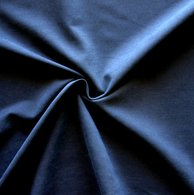 Dark Navy Microfiber Boardshort Fabric