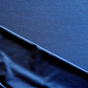 Navy Dri-Fit Stretch Series Lycra French Terry Knit Fabric