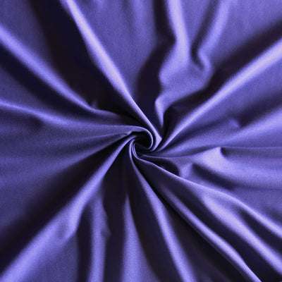 New Court Purple Dri-Fit Stretch Series Midweight Lycra Jersey Knit Fabric