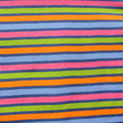 Nightfall Stripe Cotton Knit Fabric