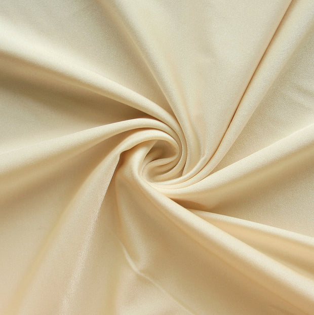 Light Nude Solid Nylon Spandex Tricot Specialty Swimsuit Fabric