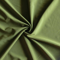 Olive Green Stretch Woven Fabric