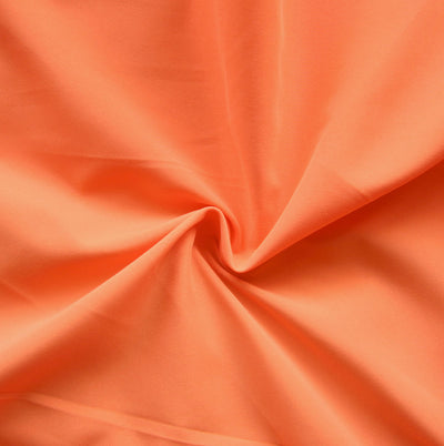 Orange Microfiber Boardshort Fabric