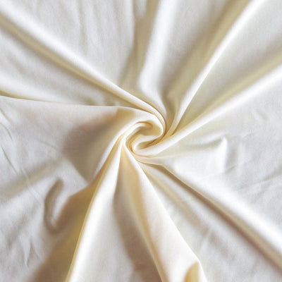 Light Yellow Swimsuit Lining Fabric