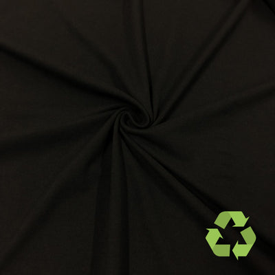 Black Palm Rec 18 Recycled Nylon Spandex Swimsuit Fabric