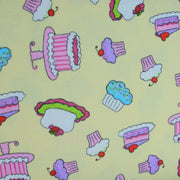 Patisserie Cotton Knit Fabric
