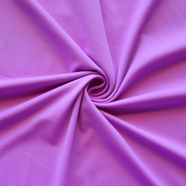 Peppy Purple Nylon Lycra Swimsuit Fabric